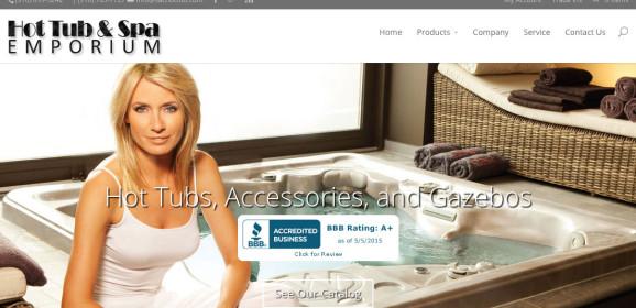 New Spotlight: The Hot Tub & Spa Emporium