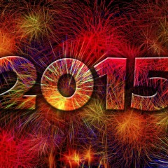 2015 Is Almost Here!